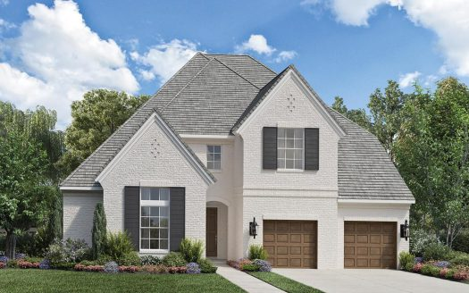 Toll Brothers Frisco Springs subdivision 7450 Zachery Drive Frisco TX 75033