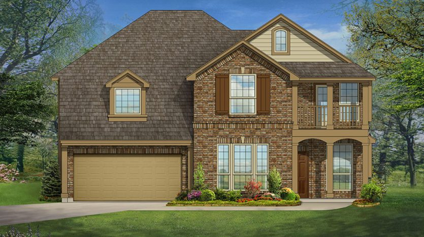 Bloomfield Homes Inspiration subdivision 1913 Cobalt Bayou Lane Wylie TX 75098