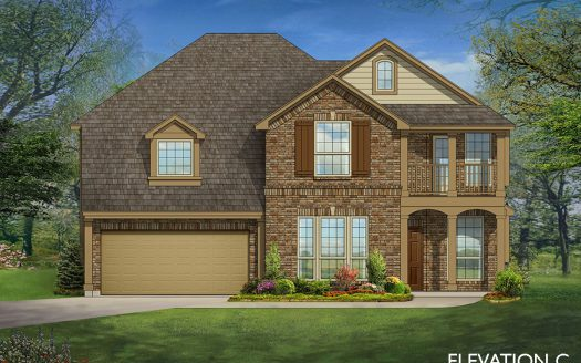 Bloomfield Homes West Crossing subdivision  Anna TX 75409