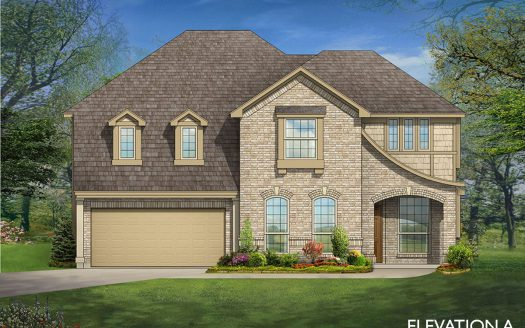 Bloomfield Homes Stone Ranch subdivision 814 Fairfield Drive Wylie TX 75098