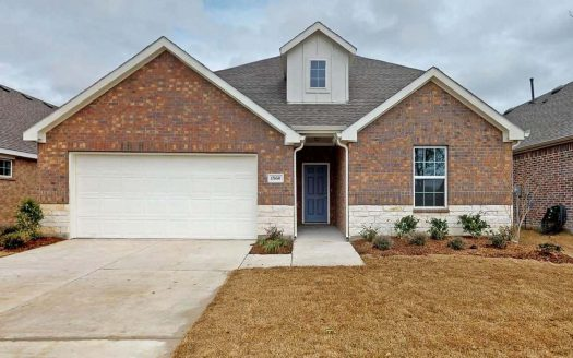 Gehan Homes Gateway Parks - Landmark subdivision 1560 Wyler Drive Forney TX 75126