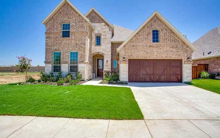 Chesmar Homes Dallas Windsong Ranch subdivision  Prosper TX 75078