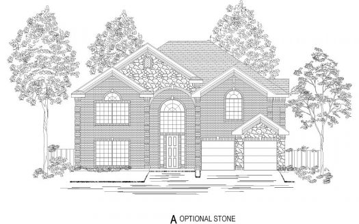 First Texas Homes Pemberley Estates subdivision  Mansfield TX 76063