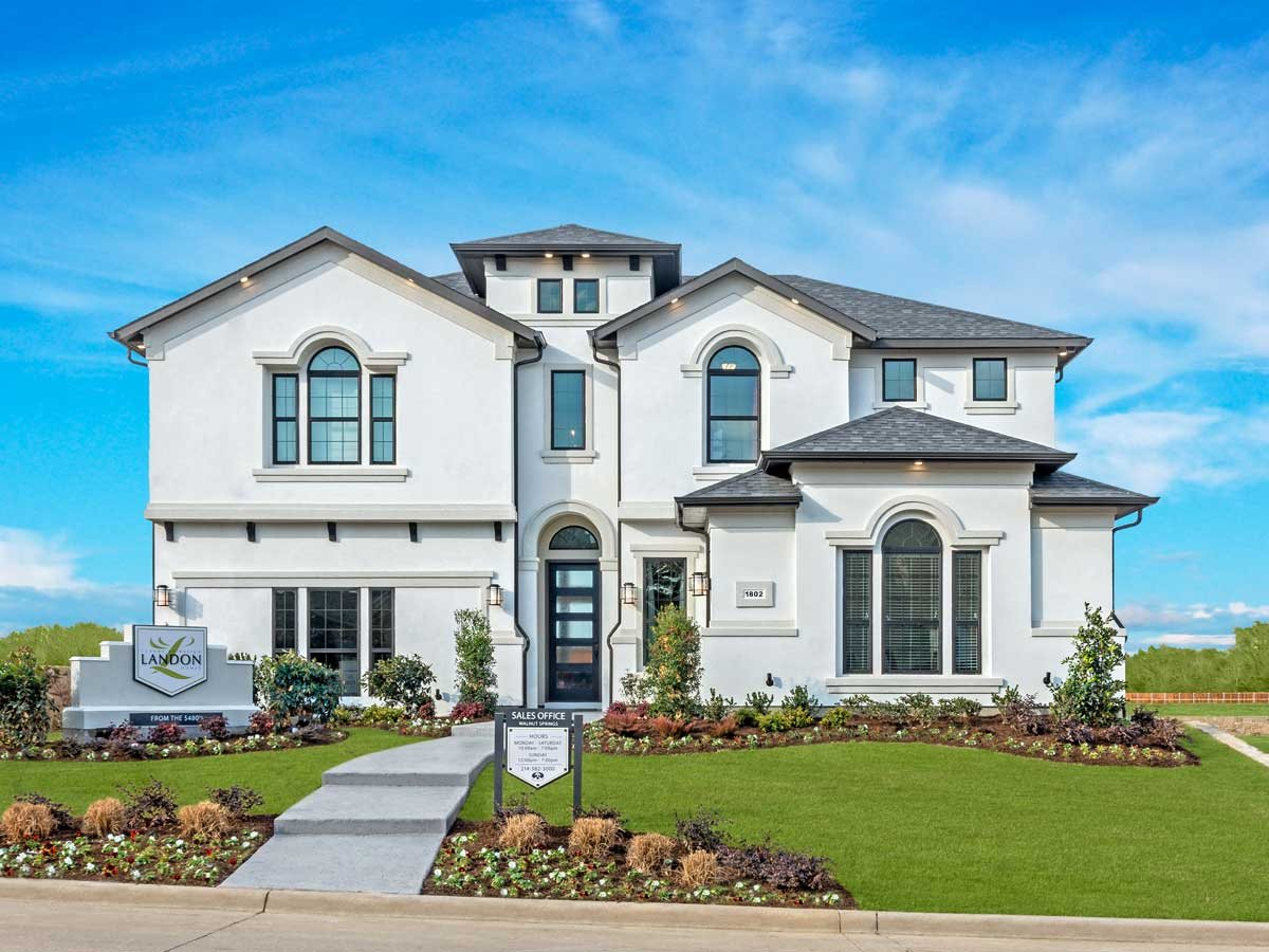 New Homes For Sale In Frisco Tx 75035 New Home