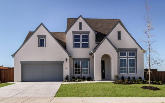 Toll Brothers Frisco Springs subdivision 7543 Joshua Road Frisco TX 75033