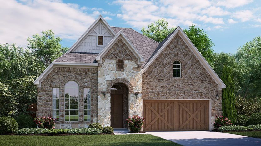 Village Builders The Legends subdivision  Flower Mound TX 75028