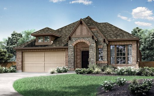 Pacesetter Homes Parks at Legacy subdivision  Prosper TX 75078