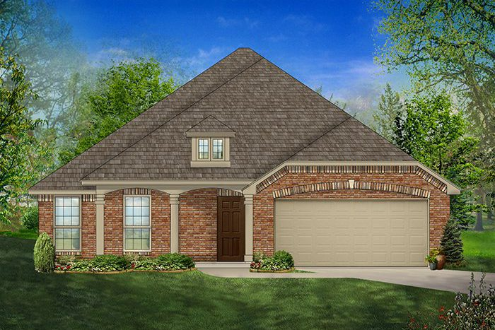 Bloomfield Homes West Crossing subdivision 804 Lyndhurst Drive Anna TX 75409