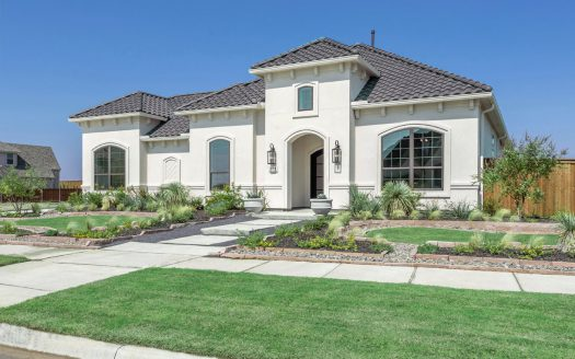 Toll Brothers Edgestone at Legacy subdivision 3754 Hamilton Heights Avenue Frisco TX 75034