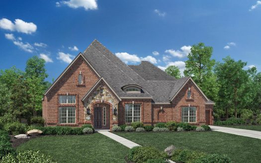 Toll Brothers Whittier Heights - The Reserve at Colleyville Coll subdivision  Colleyville TX 76034
