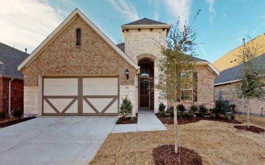 Gehan Homes Paloma Creek subdivision 1716 Yellowthroat Drive Little Elm TX 75068