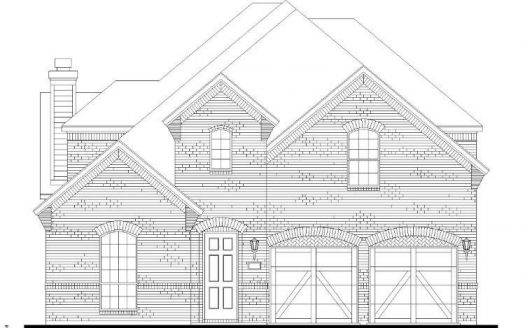American Legend Homes Star Trail - 55s subdivision  Prosper TX 75078