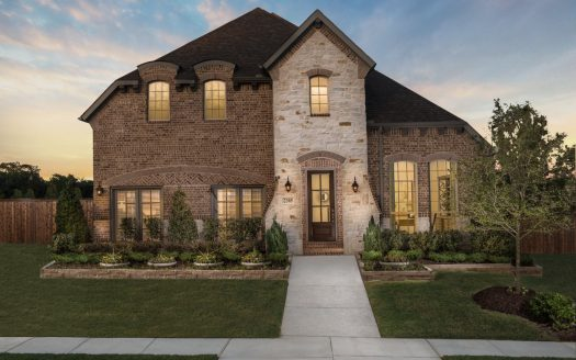 American Legend Homes The Commons at Artesia - 60s subdivision  Prosper TX 75078