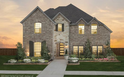 American Legend Homes Windsong Ranch - 61s subdivision  Prosper TX 75078