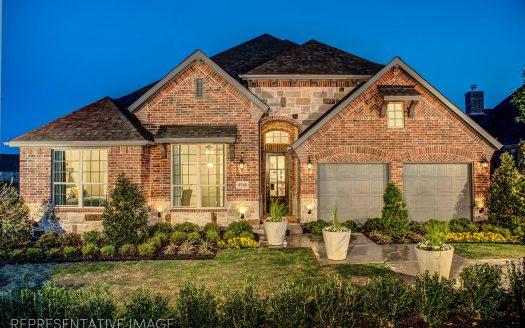American Legend Homes Lilyana - 74s subdivision  Prosper TX 75078