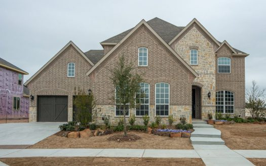 American Legend Homes Parkside subdivision  Prosper TX 75078