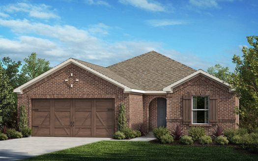 KB Home Creeks of Legacy subdivision  Prosper TX 75078