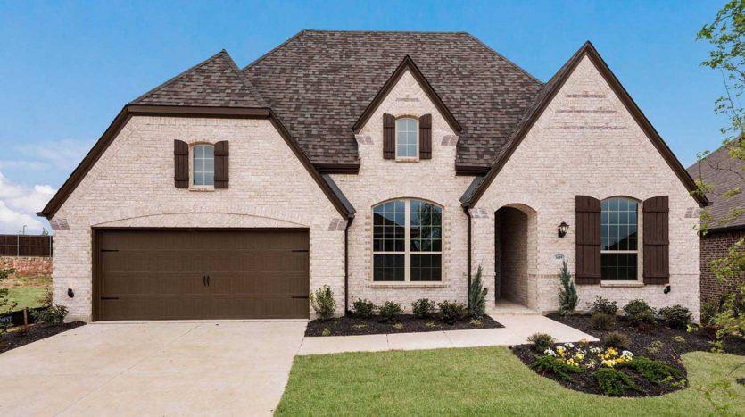 Highland Homes Wildridge:Wildridge: 60ft. lots subdivision 3701 Wildridge Blvd. Oak Point TX 75068