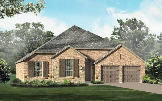 Highland Homes Wildridge:Wildridge: 60ft. lots subdivision 9709 Forester Trail Oak Point TX 75068