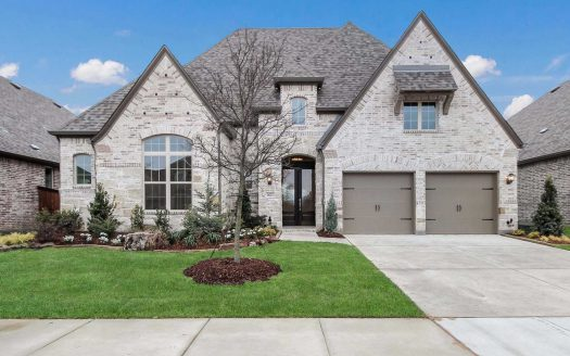 Highland Homes Artesia: 60ft. lots subdivision  Prosper TX 75078