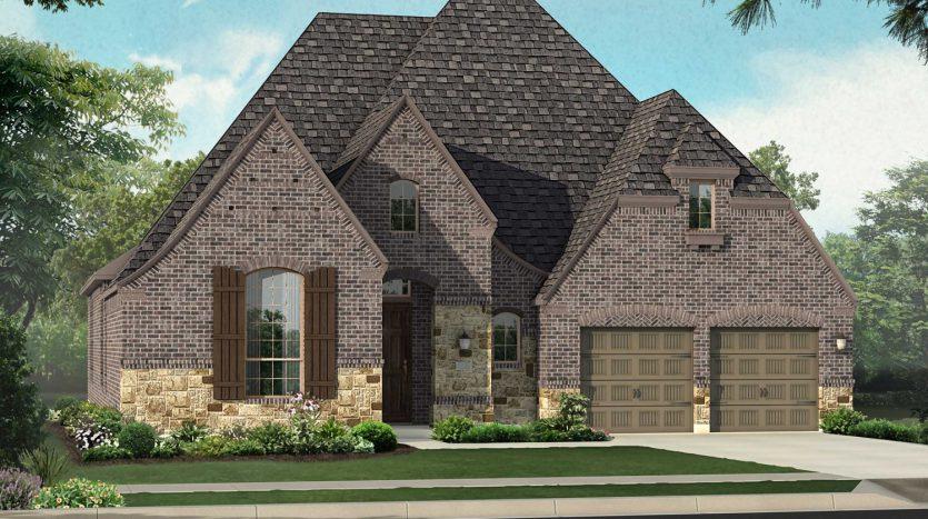 Highland Homes Lantana: Barrington - 60ft. lots subdivision  Lantana TX 76226