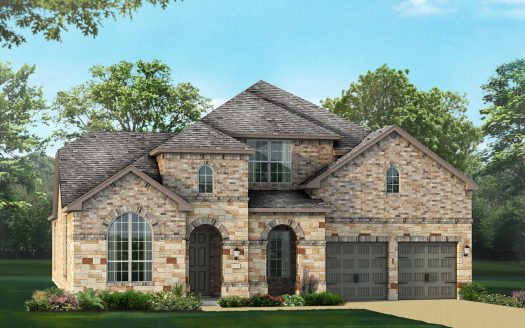 Highland Homes Lantana: Barrington - 60ft. lots subdivision  Lantana TX 76226