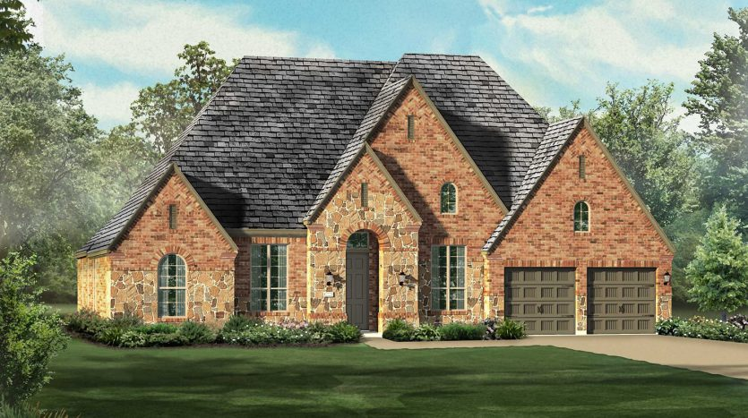 Highland Homes Star Trail: 86ft. lots subdivision  Prosper TX 75078