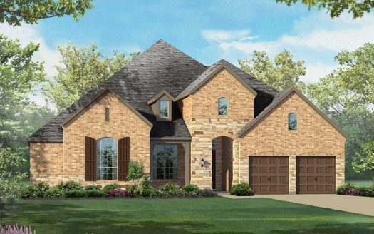 Highland Homes Lantana: Barrington - 70ft. lots subdivision  Lantana TX 76226