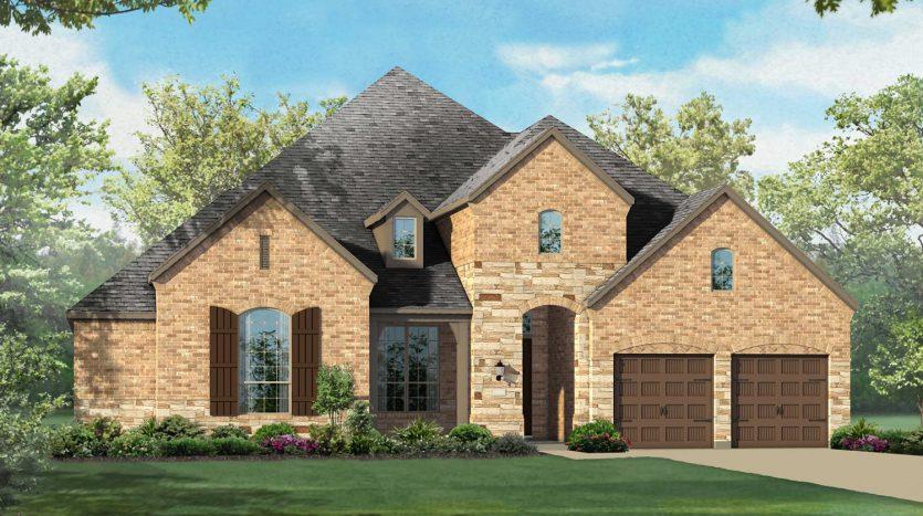 Highland Homes Lantana: Barrington - 70ft. lots subdivision  Lantana TX 76226