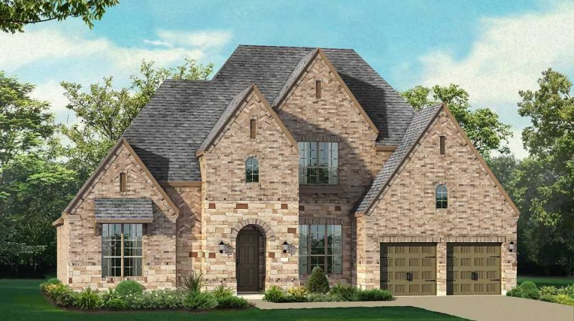 Highland Homes Whitley Place subdivision 4361 Trinidad Court Prosper TX 75078
