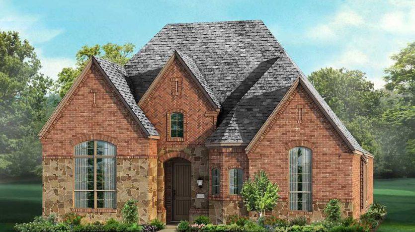 Highland Homes Prairie View subdivision 13924 Round Prairie Lane Frisco TX 75035
