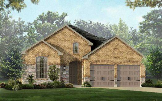Highland Homes Star Trail: 55ft. lots subdivision  Prosper TX 75078