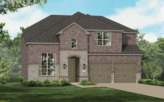 Highland Homes Star Trail: 55ft. lots subdivision  Prosper TX 75078