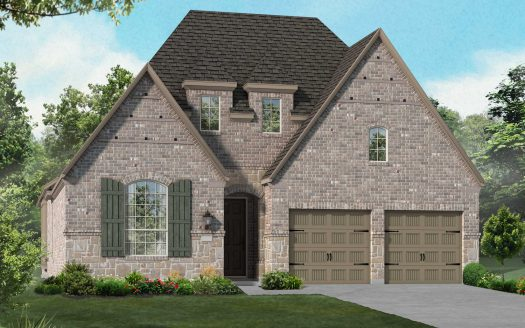Highland Homes Artesia: 50ft. lots subdivision  Prosper TX 75078