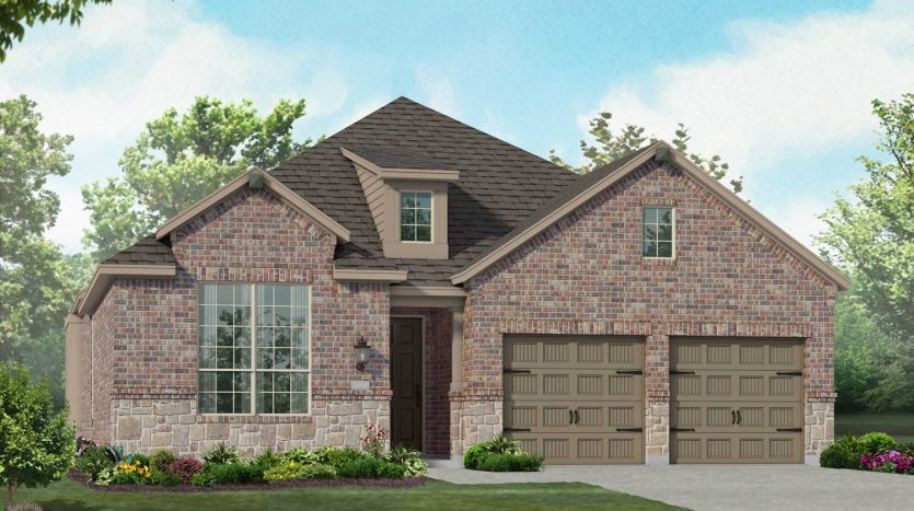 Highland Homes Artesia: 60ft. lots subdivision  Prosper TX 75078