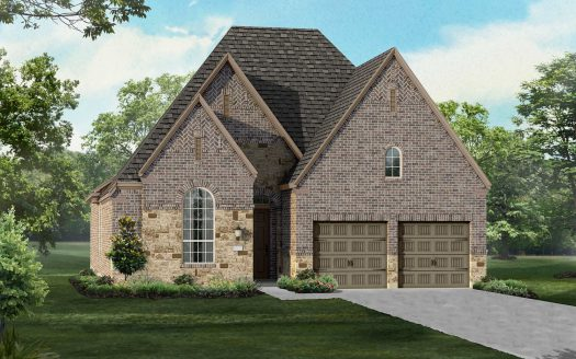 Highland Homes The Tribute: Westbury: 50ft. lots subdivision  The Colony TX 75056