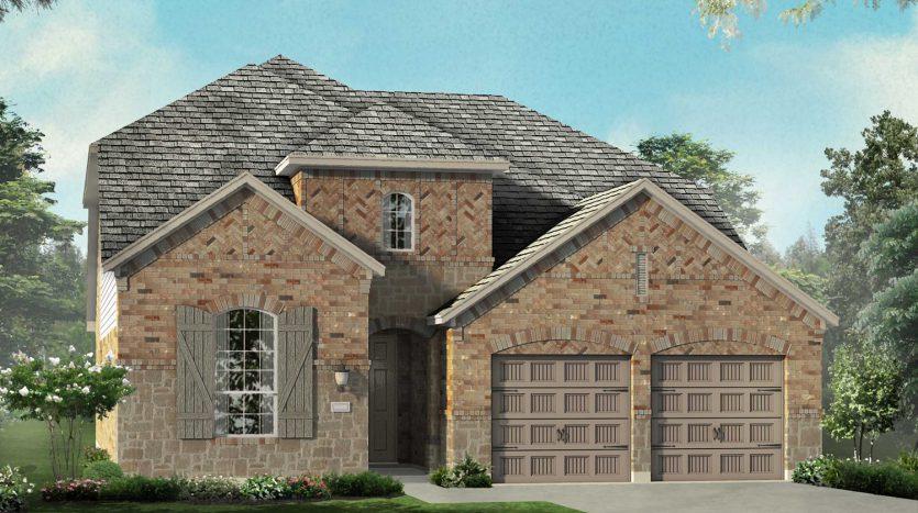 Highland Homes Artesia: 50ft. lots subdivision  Prosper TX 75078
