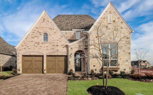 Highland Homes Star Trail: 55ft. lots subdivision 1640 Star Creek Drive Prosper TX 75078