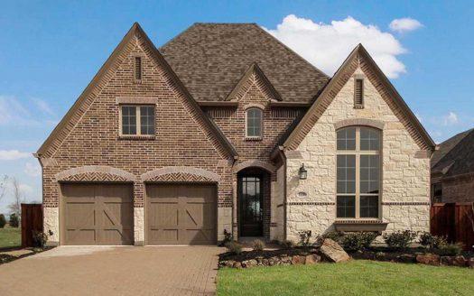 Highland Homes Star Trail: 55ft. lots subdivision 800 Ashbury Lane Prosper TX 75078
