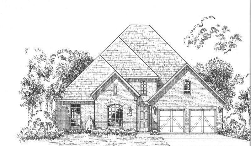 American Legend Homes Star Trail - 65s subdivision  Prosper TX 75078