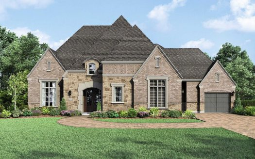 Huntington Homes Parkside Prosper 90s subdivision  Prosper TX 75078