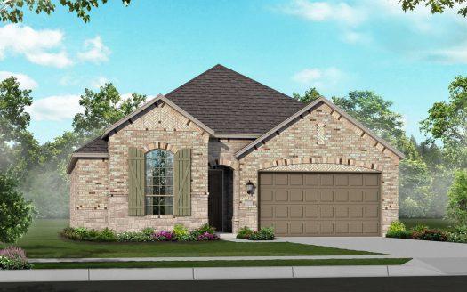 Highland Homes Lilyana: Artisan Series subdivision  Prosper TX 75078