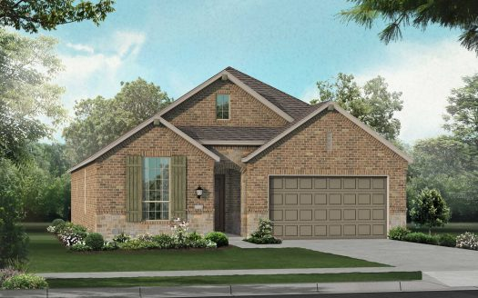 Highland Homes Harvest: Meadows subdivision 1301 Swan Trail Argyle TX 76226