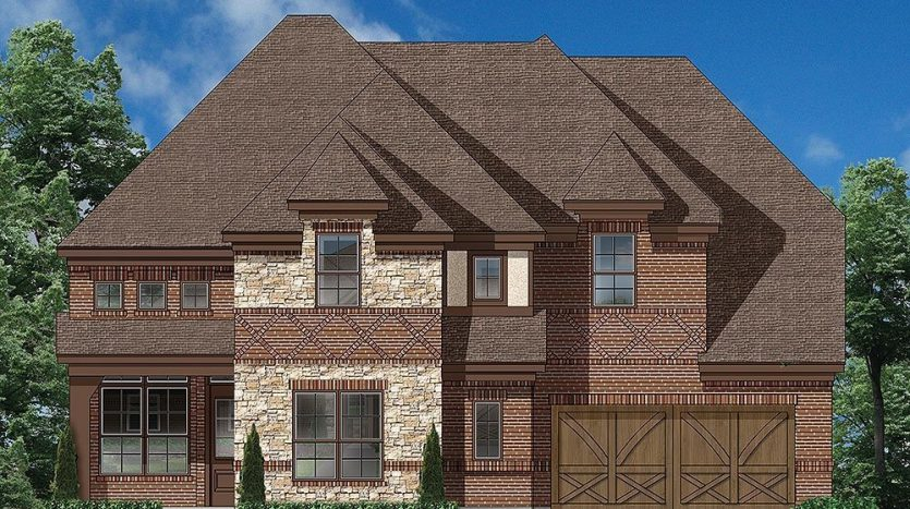 CalAtlantic Homes Lantana - Garner 60's subdivision  Lantana TX 76226