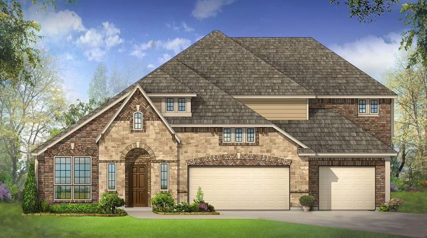 Bloomfield Homes Lone Star Heights subdivision  Mansfield TX 76063