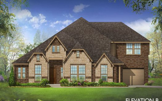Bloomfield Homes Prosper Lake subdivision  Prosper TX 75078