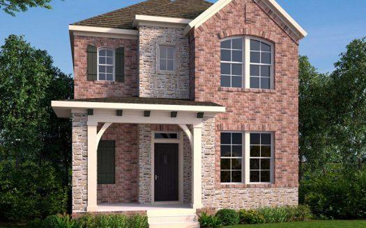 David Weekley Homes HomeTown Garden subdivision  North Richland Hills TX 76180