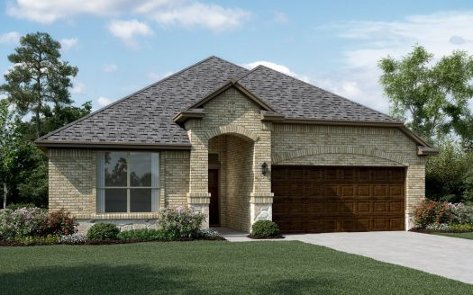 K. Hovnanian® Homes Ascend at Seventeen Lakes Villas subdivision  Roanoke TX 76262