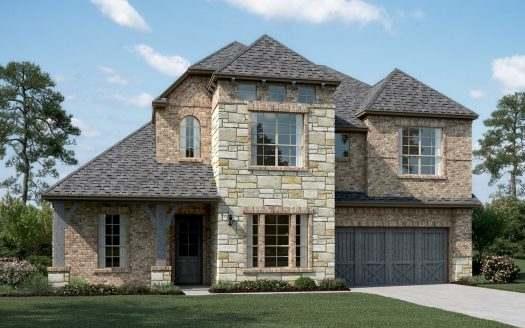 K. Hovnanian® Homes Trailwood subdivision  Roanoke TX 76262