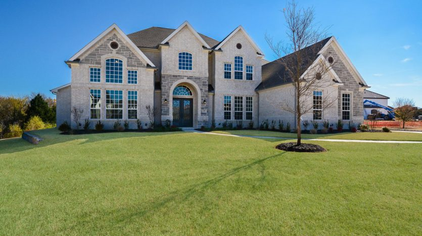 Toll Brothers Southlake Meadows subdivision  Southlake TX 76092